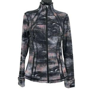 Lululemon Define Jacket Floral Spritz Multi